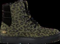 Groene KANJERS Sneakers 156  - medium