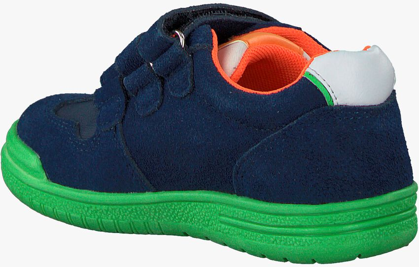 Blauwe CELTICS Sneakers 191-4013 - larger