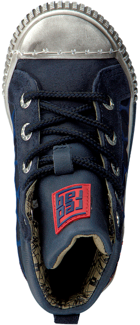 Blauwe RED RAG Sneakers 13227 - large