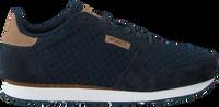 Blauwe WODEN Sneakers YDUN SUEDE MESH  - medium