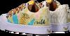 Bruine GO BANANAS Lage sneakers GB_LEOPARD-L  - small