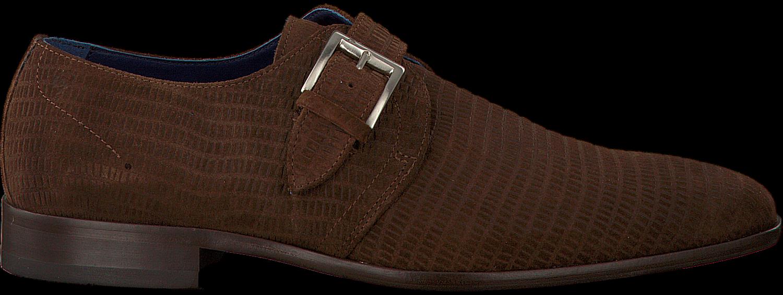 Greve Greve Chaussures Habillées Marron Haut Fiorano 1zvy1