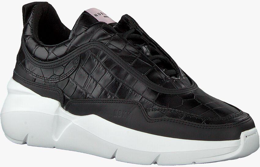 Zwarte NUBIKK Sneakers LUCY BOULDER  - larger