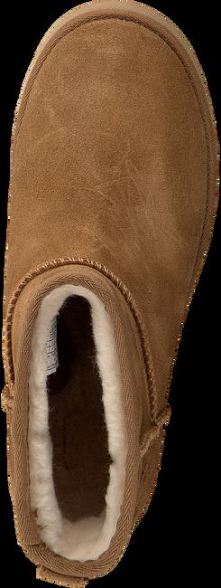 Camel UGG Vachtlaarzen W CLASSIC FEMME MINI  - large