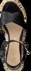 Zwarte UNISA Espadrilles KOKO - small