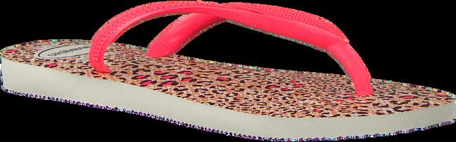 Roze HAVAIANAS Slippers KIDS SLIM ANIMALS  - large