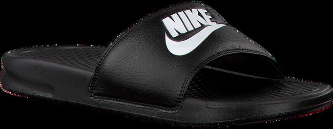 Zwarte NIKE Slippers BENASSI JDI MEN  - large