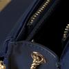 Blauwe VALENTINO HANDBAGS Schoudertas GHOST SATCHEL - small