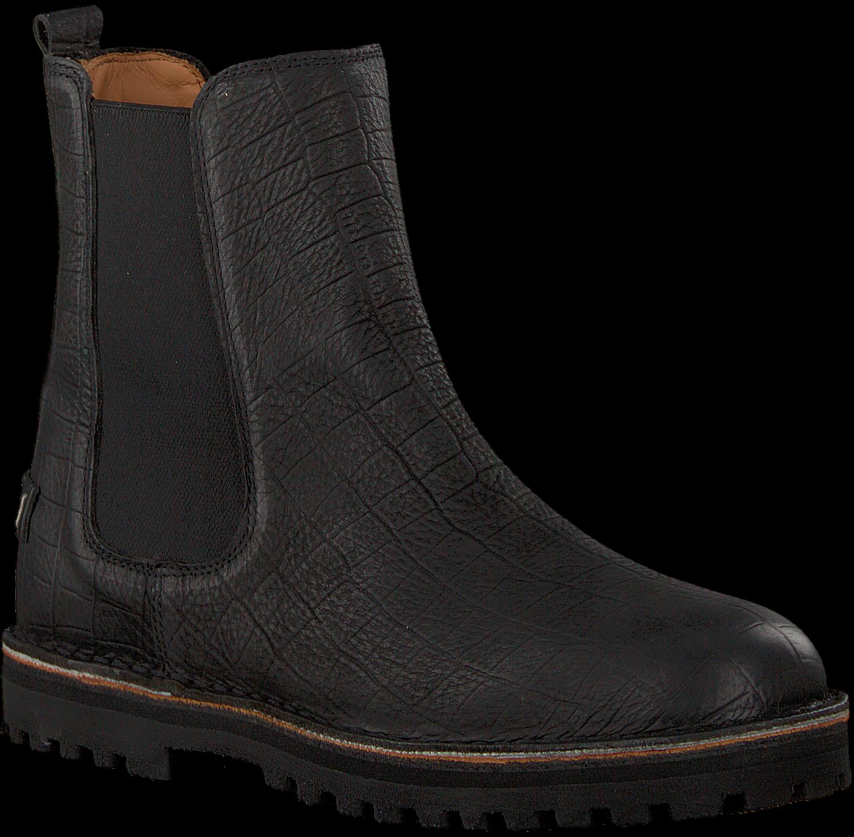 950b6186638 Zwarte SHABBIES Chelsea Boots 181020174 - Omoda.nl