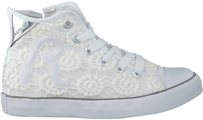 Witte REPLAY Sneakers SEPULVEDA  - large