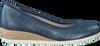 Blauwe GABOR Pumps 641 - small