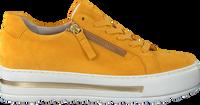 Gele GABOR Lage sneakers 498  - medium