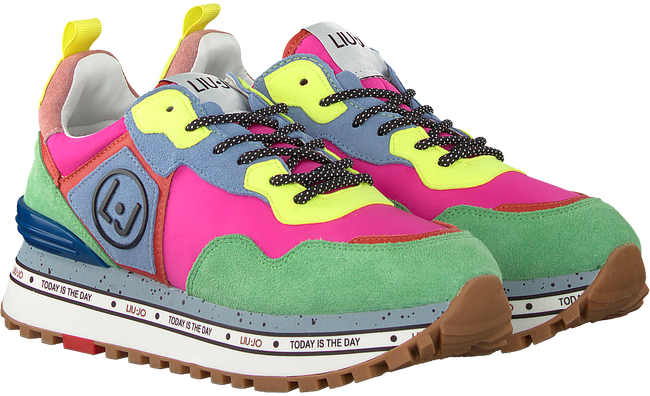 Multi LIU JO Lage sneakers MAXI ALEXA  - large
