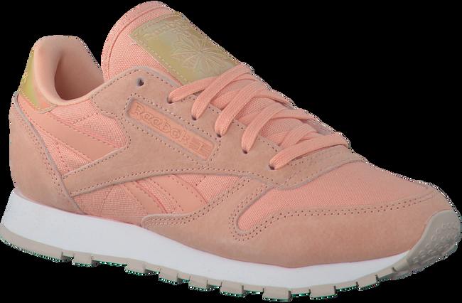 Roze REEBOK Sneakers CL LEATHER WMN - large
