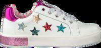 Witte MIM PI Lage sneakers 1407  - medium
