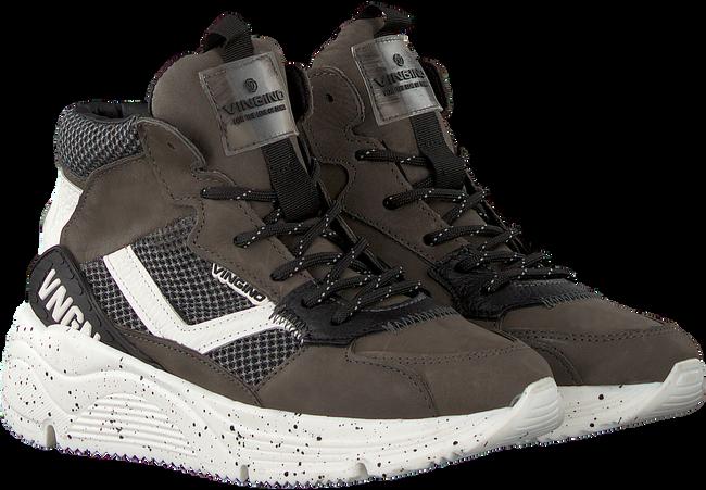 Grijze VINGINO Hoge sneakers CELSO MID  - large
