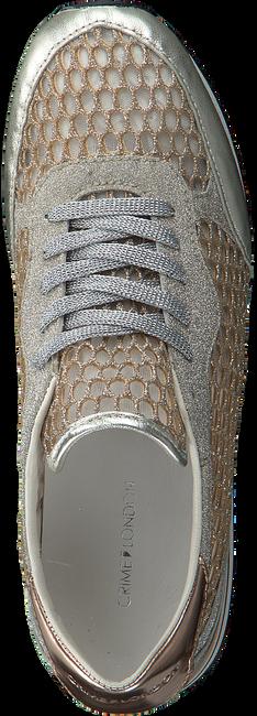 Gouden CRIME LONDON Sneakers DYNAMIC PAILETTES  - large