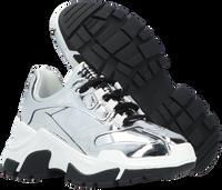 Zilveren NIK & NIK Lage sneakers LIZ SILVER SNEAKER  - medium