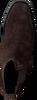 Bruine SCOTCH & SODA Chelsea boots PICARO  - small