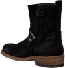 Zwarte CLIC! Lange laarzen 9246  - small