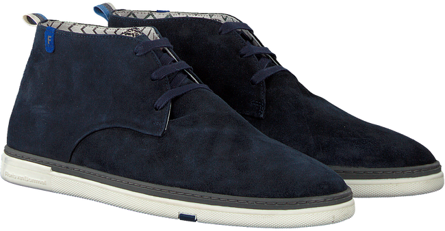 Blauwe FLORIS VAN BOMMEL Sneakers 10502  - large
