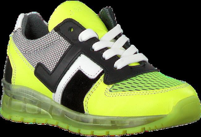 Gele JOCHIE & FREAKS Lage sneakers 20400  - large