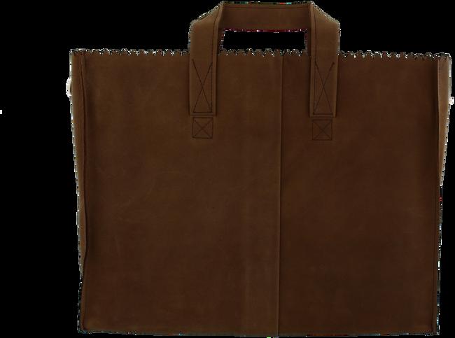 Bruine MYOMY Laptoptas BUSINESS BAG - large