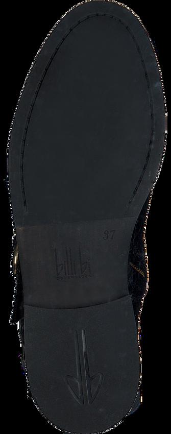 Zwarte BILLI BI Enkellaarsjes 4751  - larger