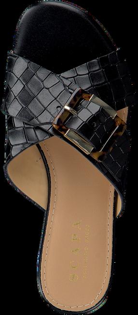 Zwarte SCAPA Slippers 21/19248CR  - large