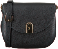 Zwarte FURLA Schoudertas SLEEK S CROSSBODY  - medium