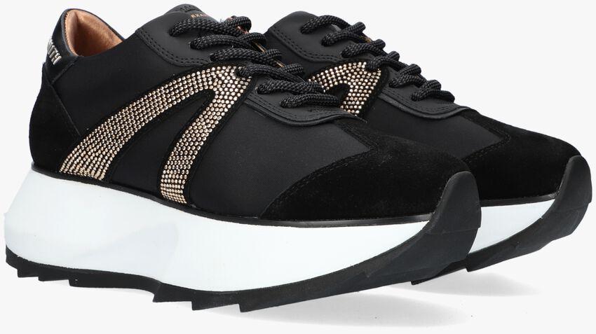 Zwarte ALEXANDER SMITH Lage sneakers CHELSEA  - larger