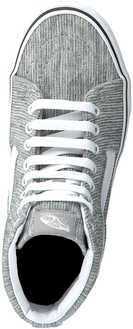 Grijze VANS Sneakers UA SK8-HI WOMEN  - large