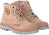 Roze PALLADIUM Enkelboots PAMPA HI KIDS  - small