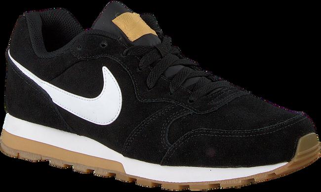 Zwarte NIKE Sneakers MD RUNNER 2 MEN  - large