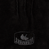 Zwarte WARMBAT Handschoenen GLOVES WOMEN SUEDE - small