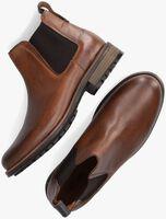 Cognac VAN LIER Chelsea boots 2155904  - medium