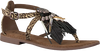 Beige LAZAMANI Sandalen 75.540  - small