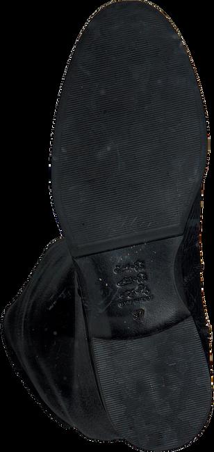 Zwarte OMODAXMANON Lange laarzen ABB2819  - large