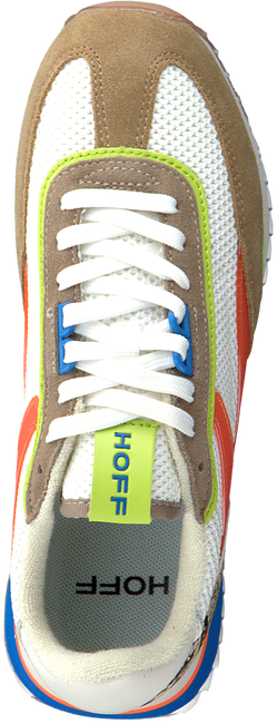 Witte THE HOFF BRAND Lage sneakers MOMA  - large