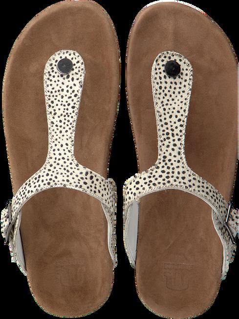 Witte MARUTI Slippers BERBER - large