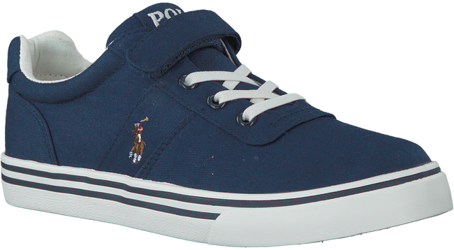Blauwe POLO RALPH LAUREN Veterschoenen HANFORD EZ  - large