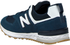 Blauwe NEW BALANCE Sneakers PS574 - small