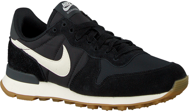 Zwarte NIKE Sneakers INTERNATIONALIST WMNS  - large