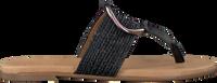 Zwarte OMODA Slippers 17981  - medium