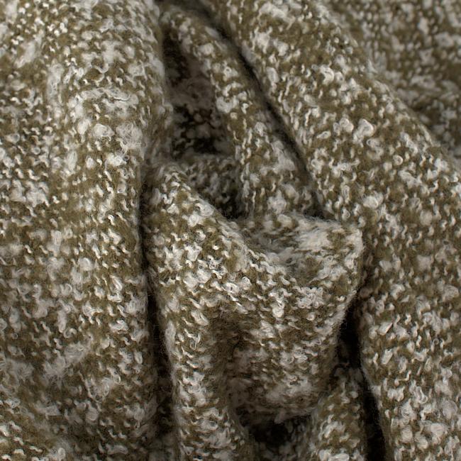 Groene A-ZONE Sjaal 4.73.605 - large