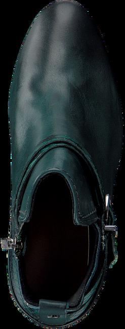 Groene FLORIS VAN BOMMEL Enkellaarsjes 85609  - large