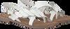 Witte LAZAMANI Sandalen 75.630  - small