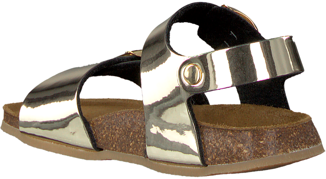 Zilveren WARMBAT Slippers NORDWIJK MIRROR METALLIC  - large
