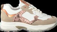 Witte TON & TON Lage sneakers TINA 1  - medium