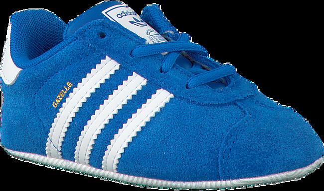 Blauwe ADIDAS Babyschoenen GAZELLE CRIB  - large